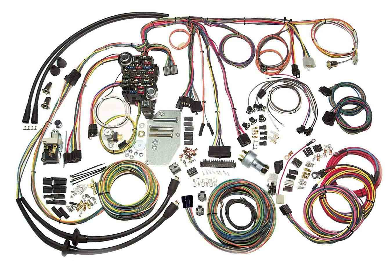 Shop for Street Rod :: Indy Auto Parts American Autowire Wiring Harness Impala on mustang wiring harness, kwik wire wiring harness, msd ignition wiring harness, classic car wiring harness, ididit wiring harness, bully dog wiring harness, vintage air wiring harness, battery tender wiring harness, custom autosound wiring harness, piaa wiring harness,