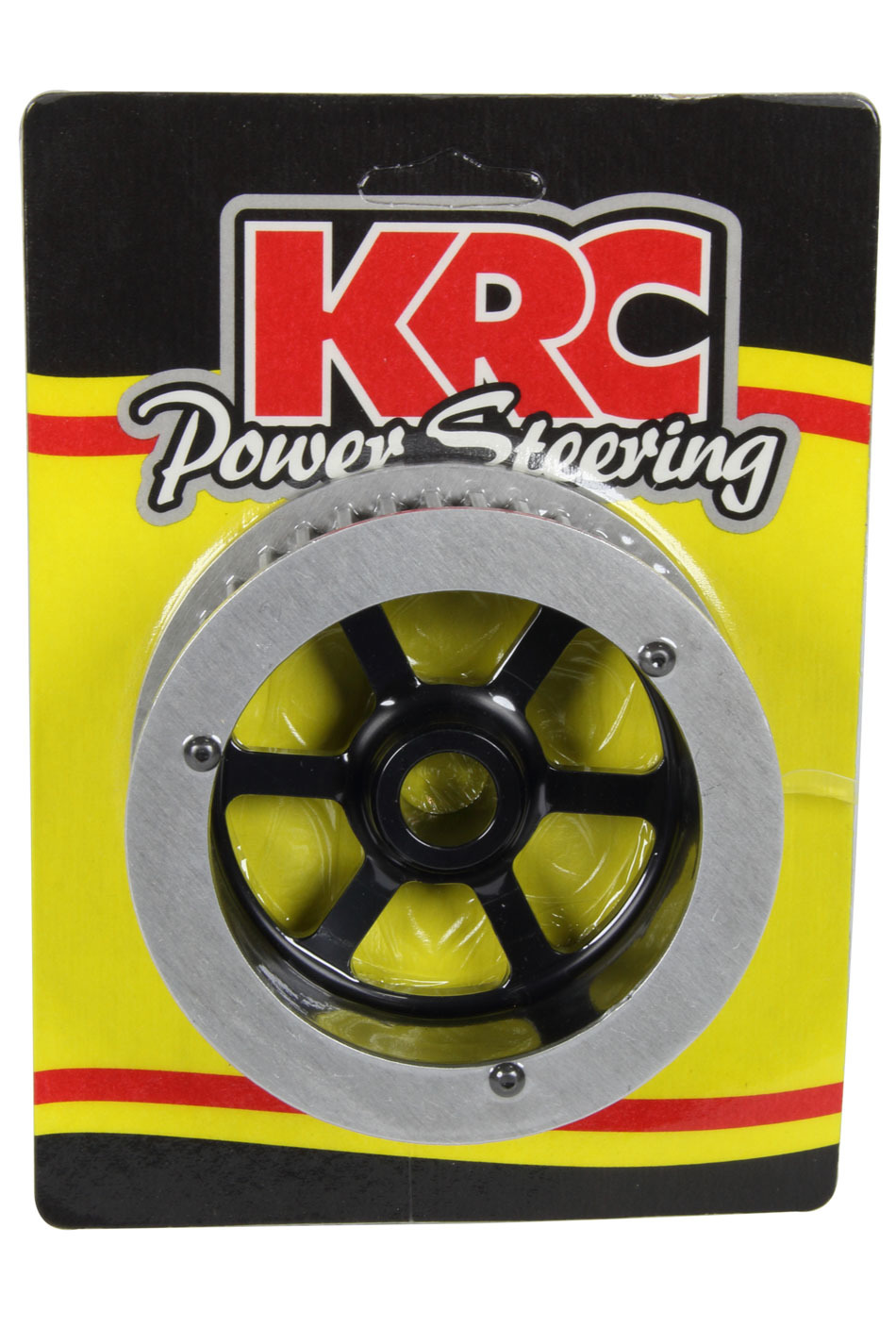 "KRC POWER STEERING 40140300 2.50/"" 3-Rib Denso Or Delco Alternator Pulley"