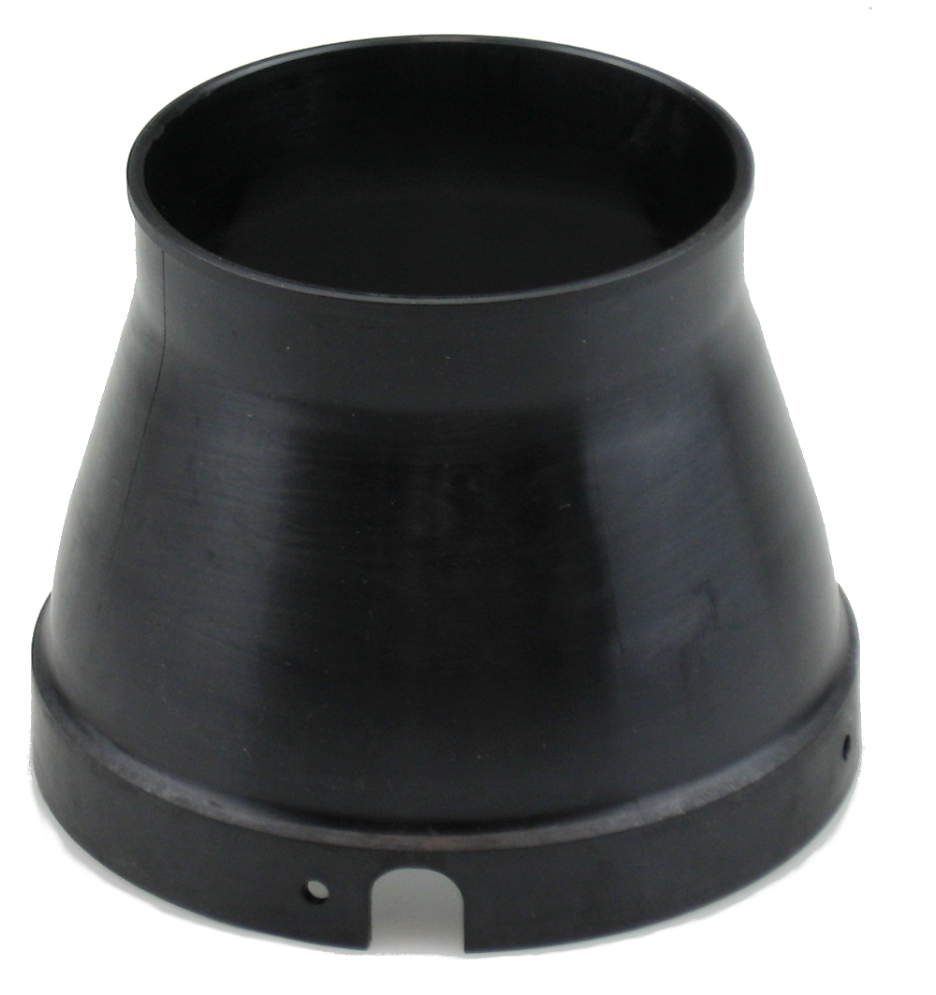 BLOWER CONE ADAPTER ONLY - FOR 3IN. HOSE