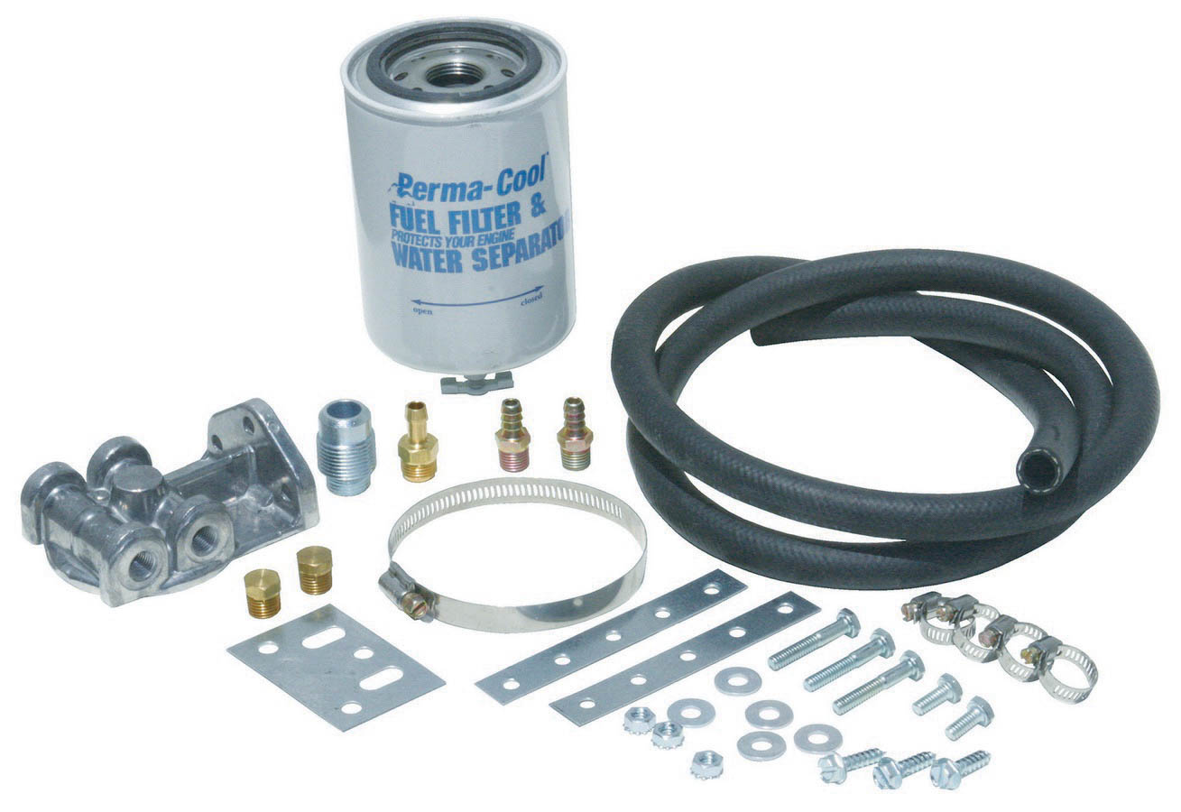 Perma-Cool 81794 Universal High Performance Fuel Filter