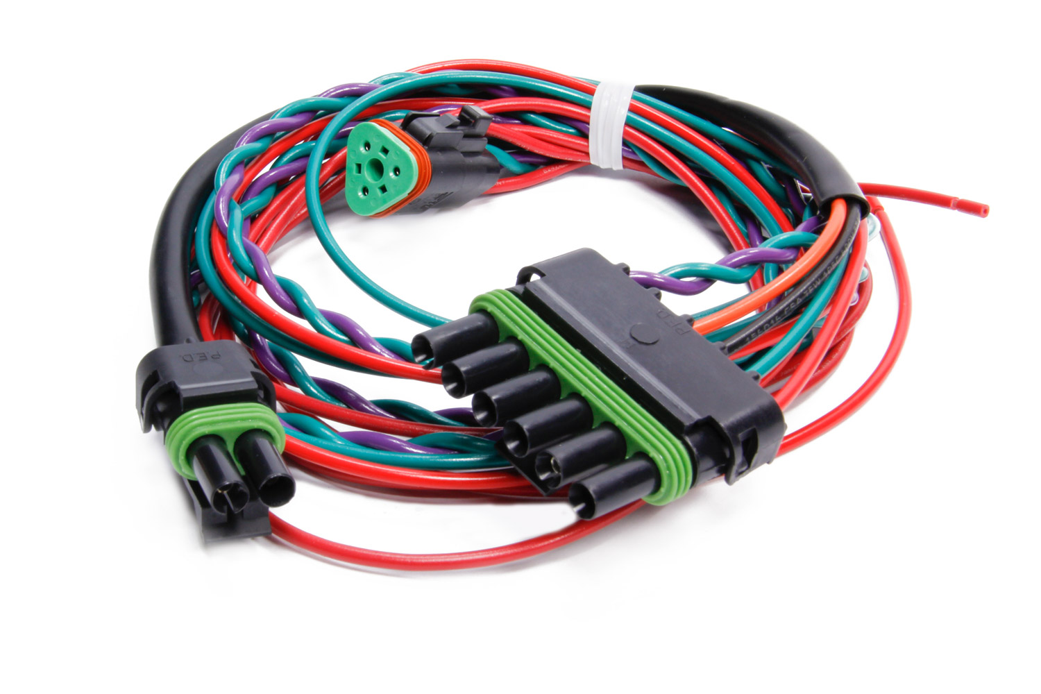 Shop For Fast Electronics Wiring Harnesses Etheridge Race Parts Aeromotive Wire Harness Six Pin Ignition Coil