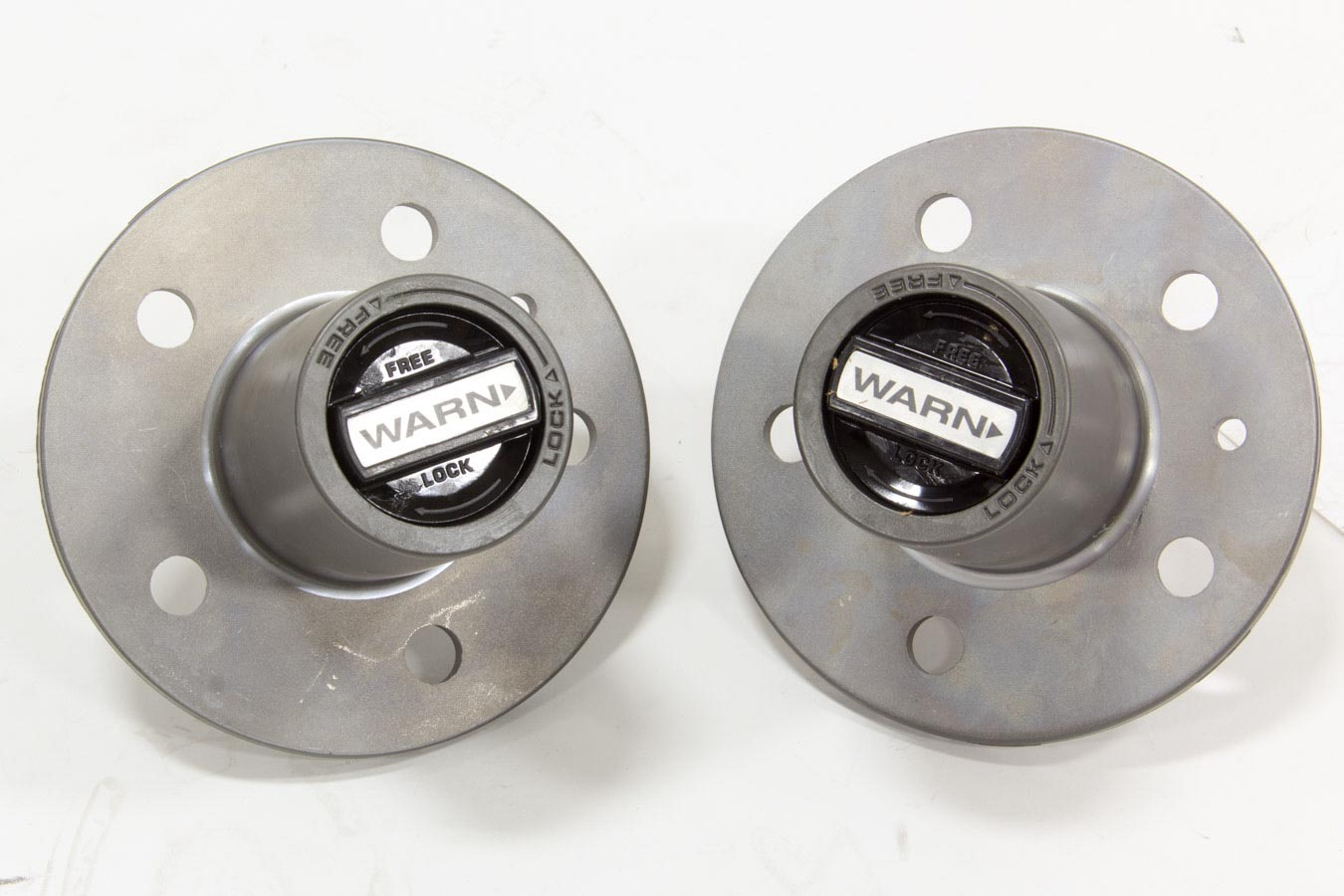 toyota add to manual hubs