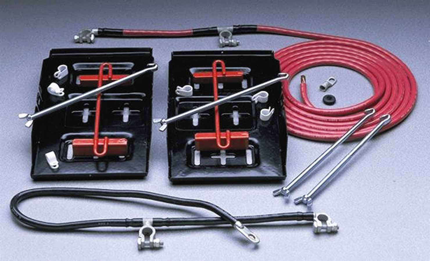 Taylor Cable Battery Relocation Kit 48201;