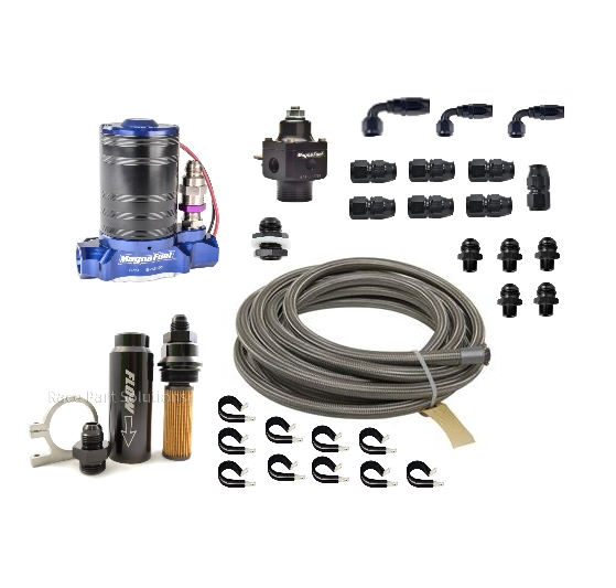 CARBURETOR STYLE FUEL SYSTEM UNIVERSAL