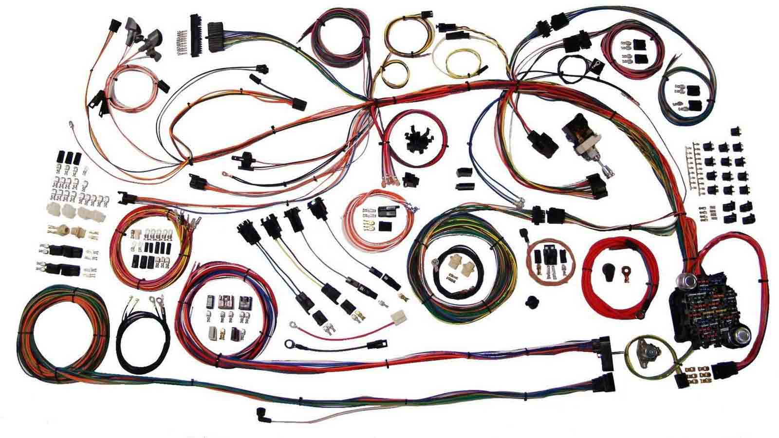 68 69 chevelle wiring harness 1965 Chevelle Wiring