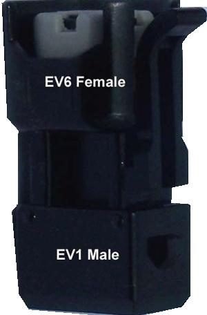 TO CONNECT EV6 INJECTORS TO EV1 HARNESS YELLOWBULLET.COM