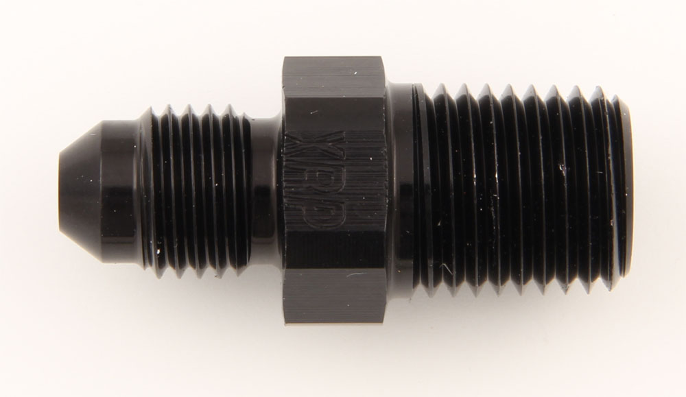XRP 981636#3 AN Flare to 3//8 NPT Straight Adapter