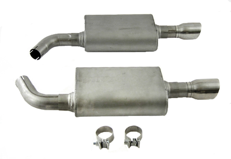 Dynomax 39499 Stainless Steel Exhaust System