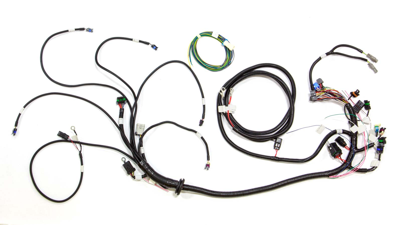 Shop for FAST ELECTRONICS Wiring Harnesses :: Racecar ... Fast Wiring Harness Ls on electronic throttle wiring harness, gm 6 5 diesel 3 wire harness, lc harness, psi wire harness, fr harness, test harness, gm engine wiring harness, aviator harness, ls3 engine wiring harness,