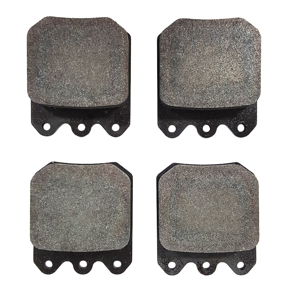 Wilwood 150-9764K Street Performance Racing Brake Pad Set BP-10 Compound Type
