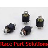 "VIBRATION MOUNT KIT   QTY OF 4  1/4"" POST COMES WITH LOCK NUTS"