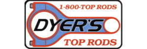 DYERS TOP RODS
