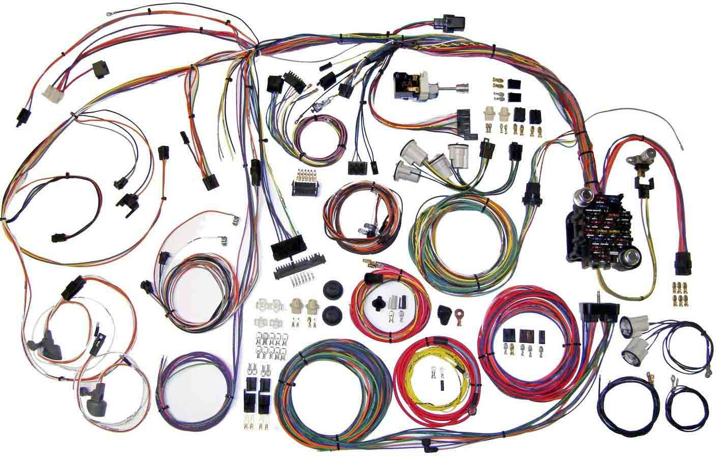 plymouth duster wiring harness shop for full wiring harness application specific rick s  shop for full wiring harness