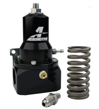 AEROMOTIVE 13132 FUEL REGULATOR EFI EXTREME FLOW BELT DRIVE PUMP
