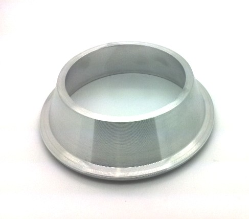 MILD STEEL COMPRESSOR OUTLET FLANGE FOR GARRETT & BORG WARNER TURBOS