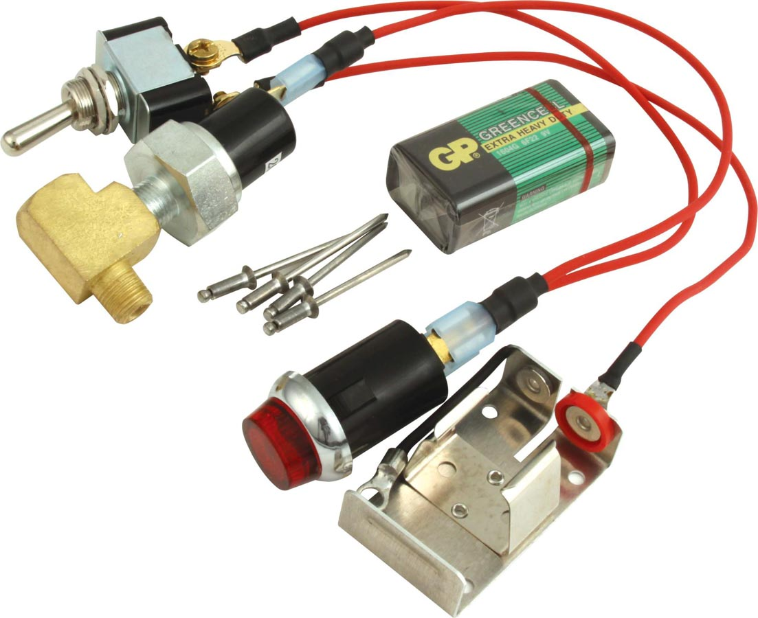 Shop For Quickcar Racing Products Sending Units Etheridge Race Parts Racingr 2gauge Wiring Kit Oil Pressure Warning