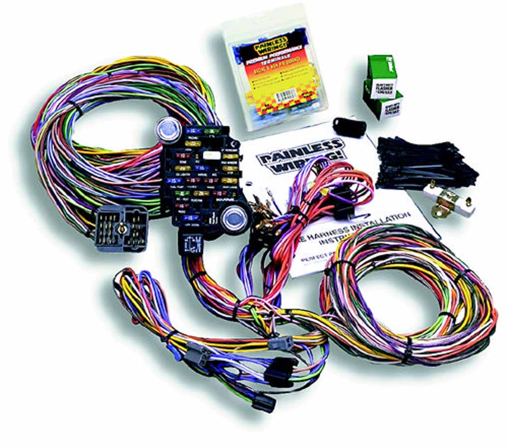 Shop For Wiring Harnesses Arob Performance Parts Painless 20101 Fuse Box 27 Circuit Gm Truck 4x4