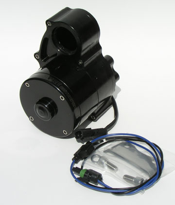 MEZIERE ELECTRIC HIGH FLOW IN-LINE WATER PUMP WP336S