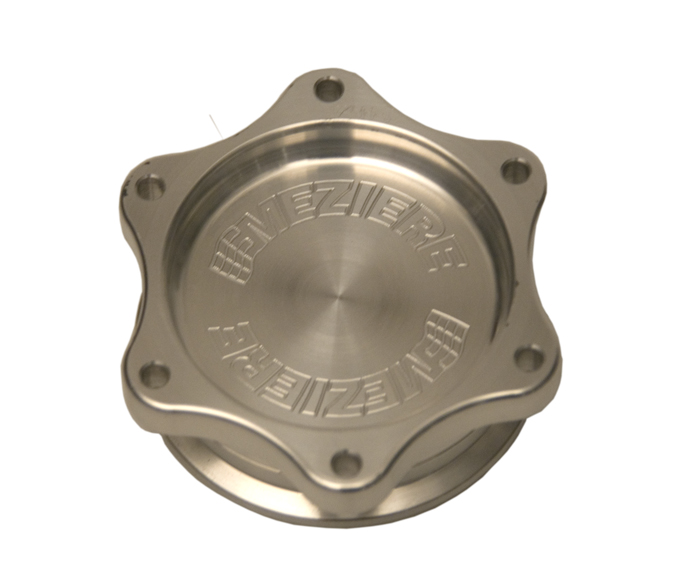 "CAP AND BUNG ASSEMBLY, PRO STAR 2.75"" STYLE, ALUMINUM BUNG"