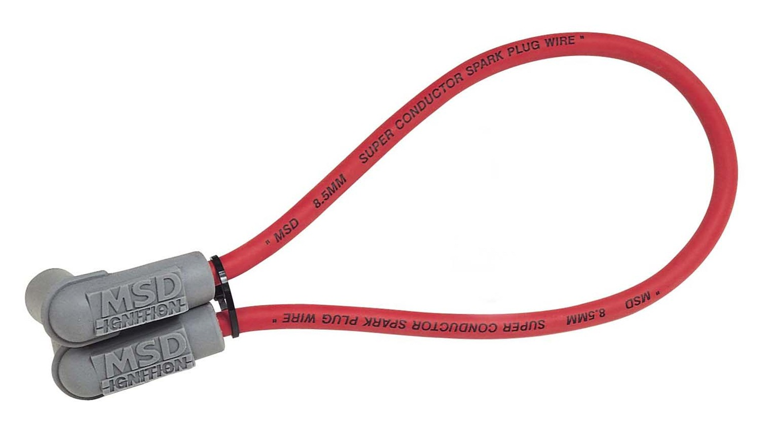 Shop For Msd Ignition Performance Auto Chevy Wiring 8570 Coil Wire Blaster Red