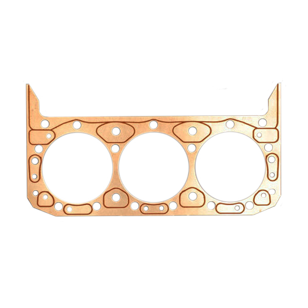 0.043 in Compression Thickness Cylinder Head Gasket Titan 4.570 in Bore Each Copper Big Block Chevy