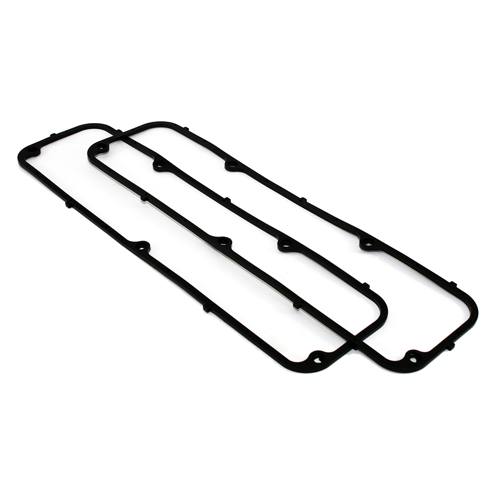 big block ford fe rubber steel core valve cover gasket