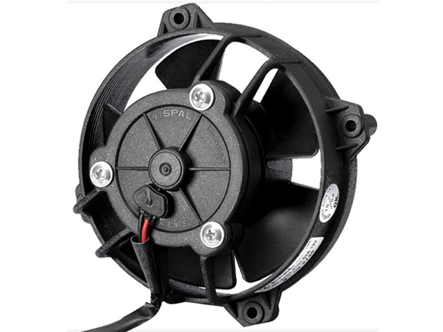 SPAL ADVANCED TECHNOLOGIES 30103011 5.2in Puller Fan Paddle Blade 313 CFM