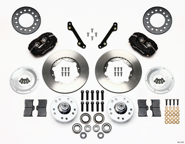 HD Front Brake Kit 70-78 Camaro Firebird