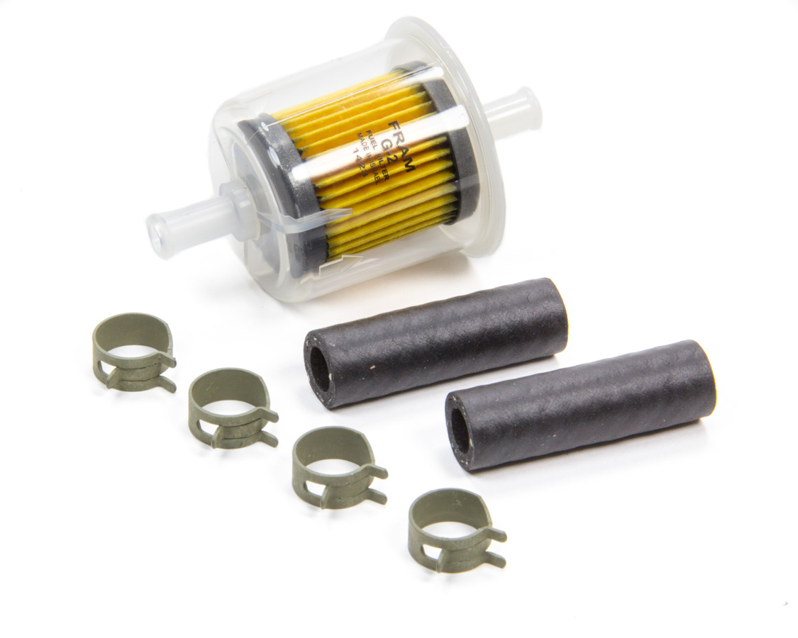 Shop For Fram Fuel Filters And Components Etheridge Race Parts Allstar Filter 5 16in Hose
