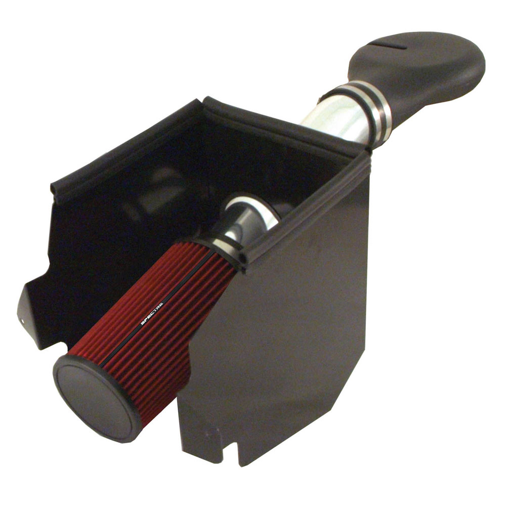Spectre Performance 9932 Air Intake Kit with Red hpR Filter for Dodge 4.7L//5.7L