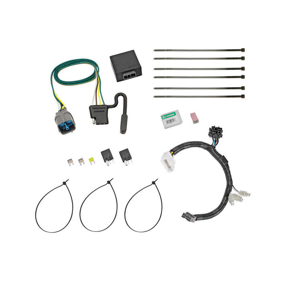 Shop for REESE TOWING PRODUCTS Trailer Wiring and ... Reese Ke Control Wiring Harness on reese 5th wheel hitch, reese hitch accessories, reese cabinets, reese receivers,