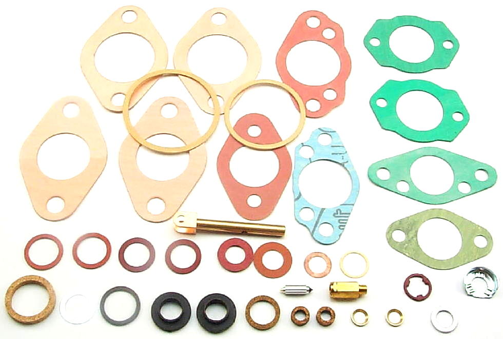 "KIT COVERS H1, H2 & H4, BUTTERFLY DIAMETER 1.125"" 1.250"" & 1.5"""