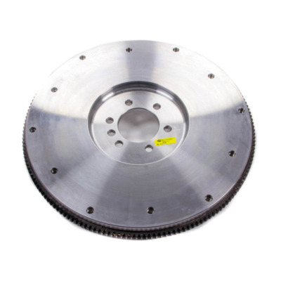 FLYWHEEL, 168 TOOTH, 28 LB, STEEL, INTERNAL BALANCE, 2 PIECE SEAL, GM,