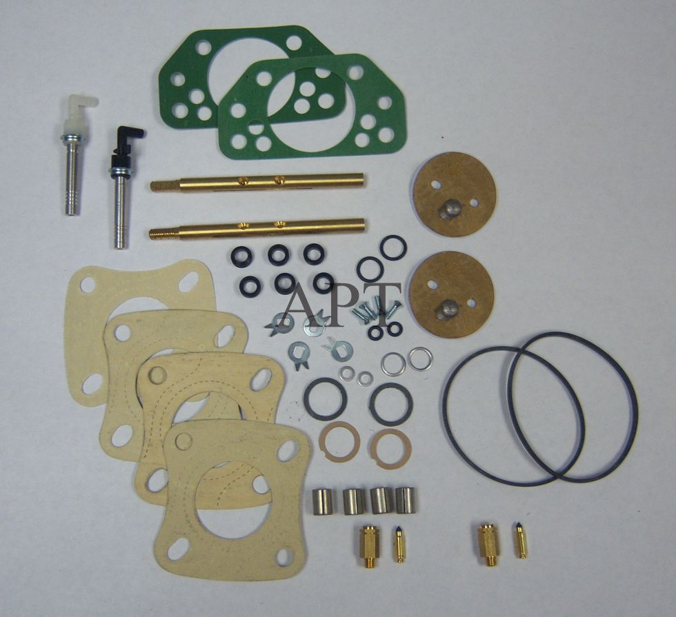 REBUILD KIT PAIR OF HIF6 CARBS