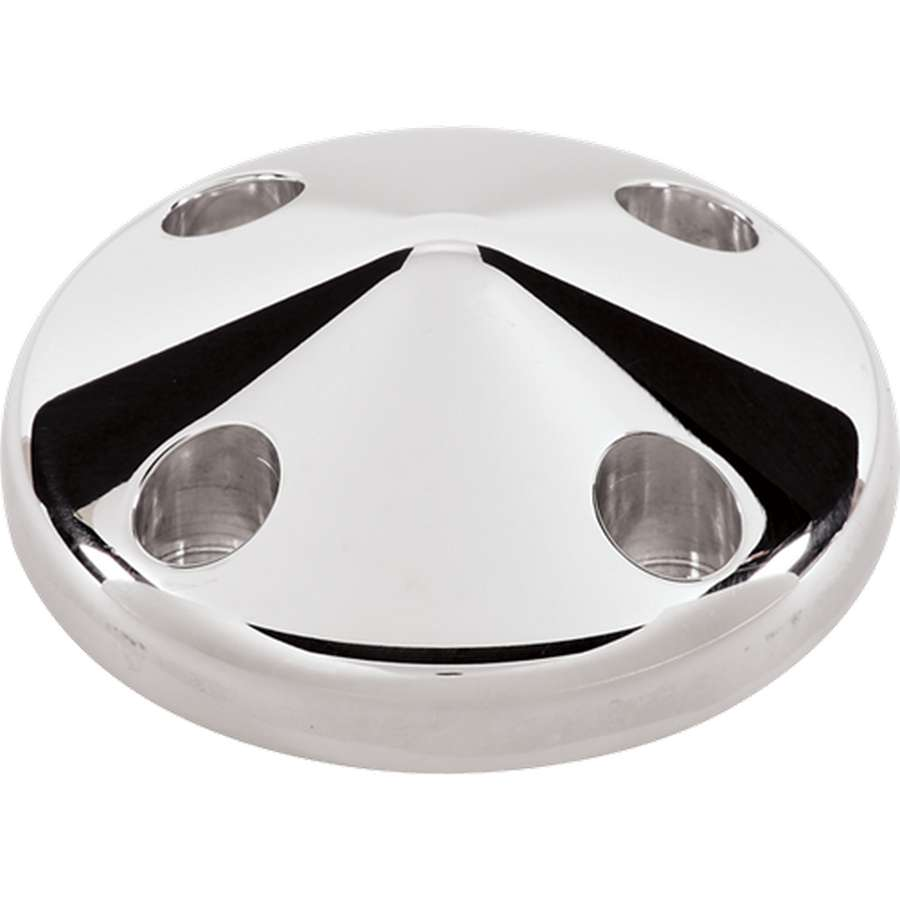Billet Specialties 88120 Polished Vacuum Advance Cover