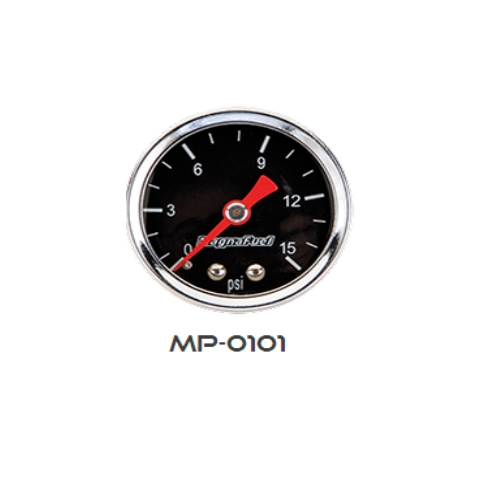 MAGNAFUEL FUEL PRESSURE GAUGE MP-0101
