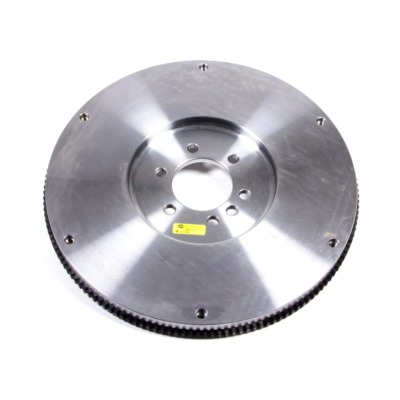 FLYWHEEL, 153 TOOTH, 28 LB, STEEL, INTERNAL BALANCE, 2 PIECE SEAL, GM,