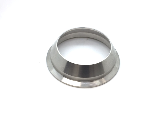 "S400 T6 DOWNPIPE FLANGE FOR 4"" TUBING"