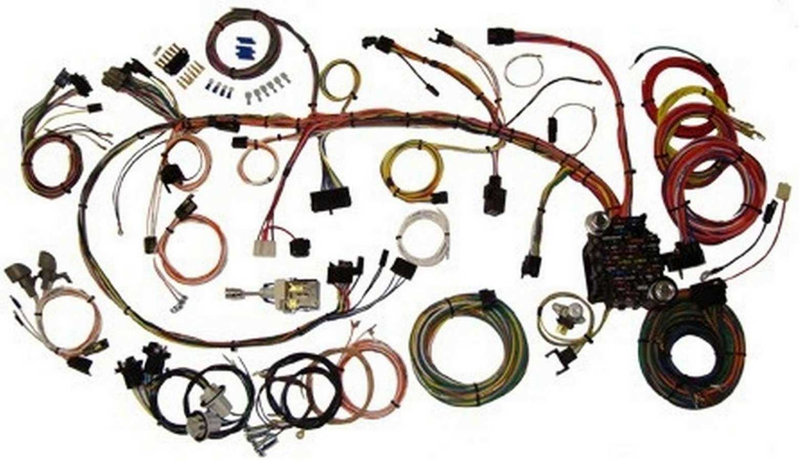 Shop For Wiring Harnesses Arob Performance Parts Fuel Tank Wire Harness 70 73 Camaro