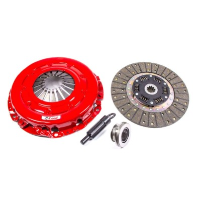 CLUTCH KIT, STREET PRO, SINGLE DISC, 10-1/2 IN DIAMETER, 1-1/8 IN X 10 SPLINE, SPRUNG HUB, ORGANIC, GM,