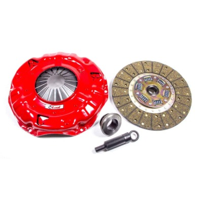 CLUTCH KIT, STREET PRO, SINGLE DISC, 11 IN DIAMETER, 1-1/8 IN X 26 SPLINE, SPRUNG HUB, ORGANIC, 2 PIECE SEAL, GM V8,