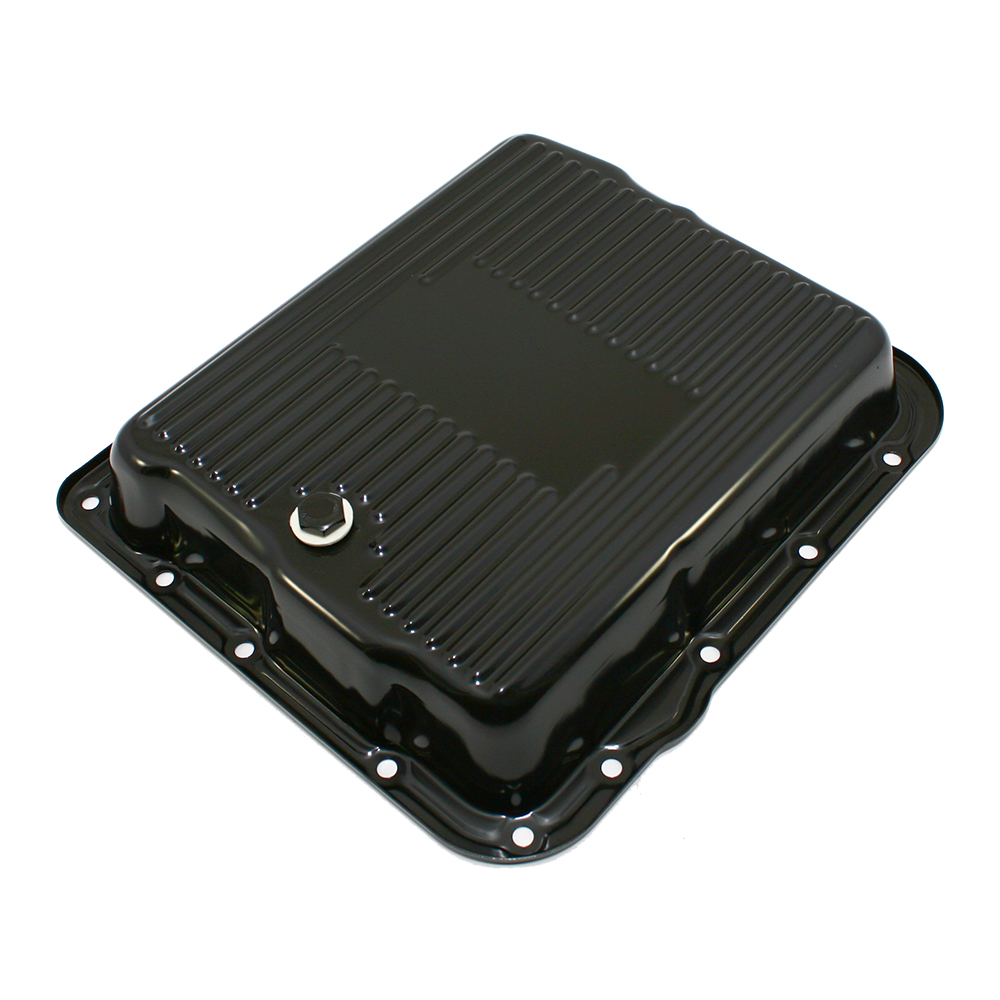 Black Transmission Pan Stock Capacity