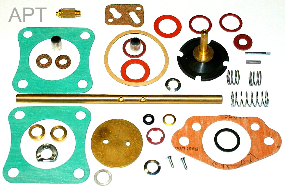 HD6 SU MASTER REBUILD KIT