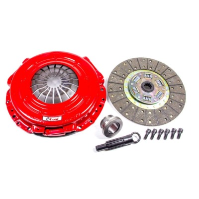 CLUTCH KIT, SUPER STREET PRO, SINGLE DISC, 11 IN OD, 1-1/16 IN X 10 SPLINE, SPRUNG HUB, ORGANIC / CERAMIC, FORD MODULAR, MUSTANG 2001-04,