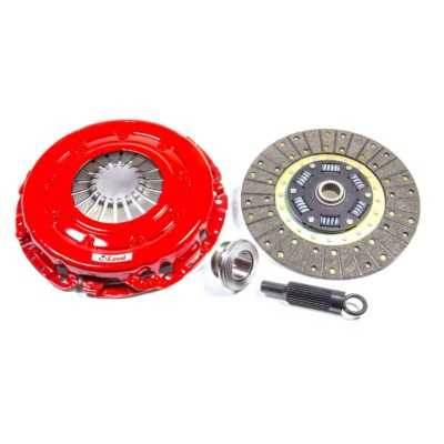 CLUTCH KIT, SUPER STREET PRO, SINGLE DISC, 10-1/2 IN OD, 1-1/8 IN X 26 SPLINE, SPRUNG HUB, ORGANIC / CERAMIC, 4.6 L / 5.0 L, FORD MUSTANG,
