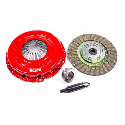 CLUTCH KIT, SUPER STREET PRO, SINGLE DISC, 10-1/2 IN DIAMETER, 1-1/8 IN X 10 SPLINE, SPRUNG HUB, ORGANIC / CERAMIC, GM,