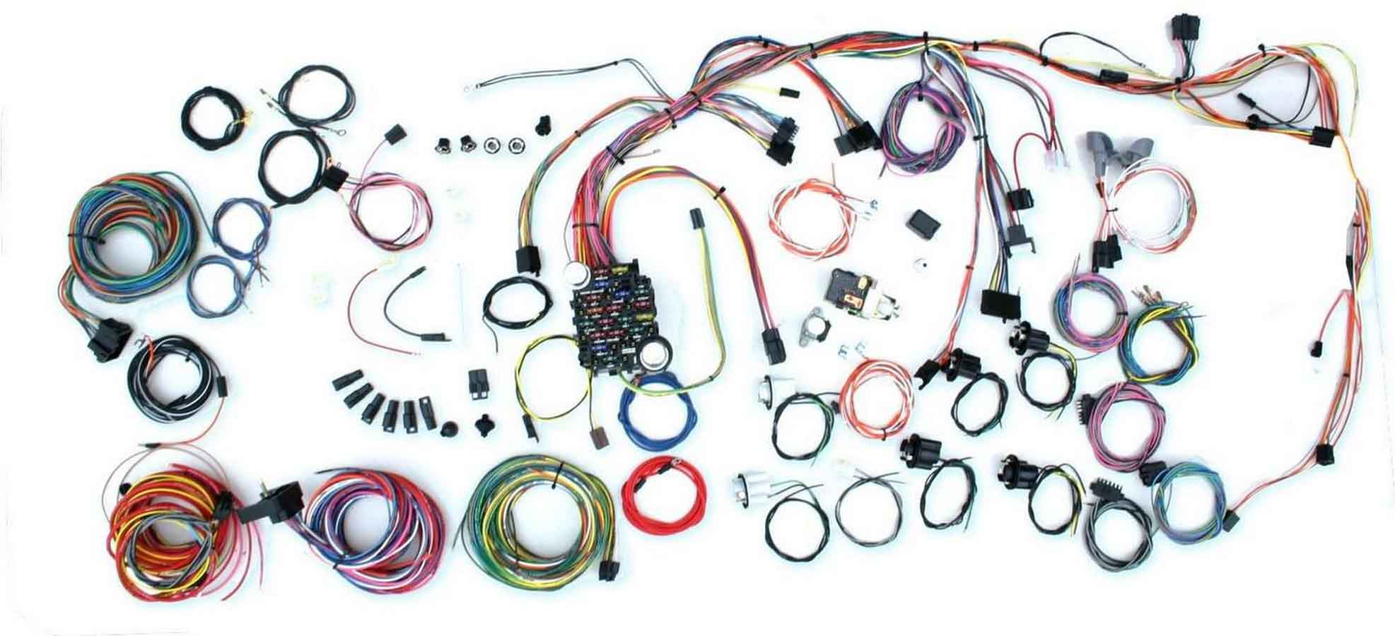 Shop For Wiring Harnesses    Racecar Engineering