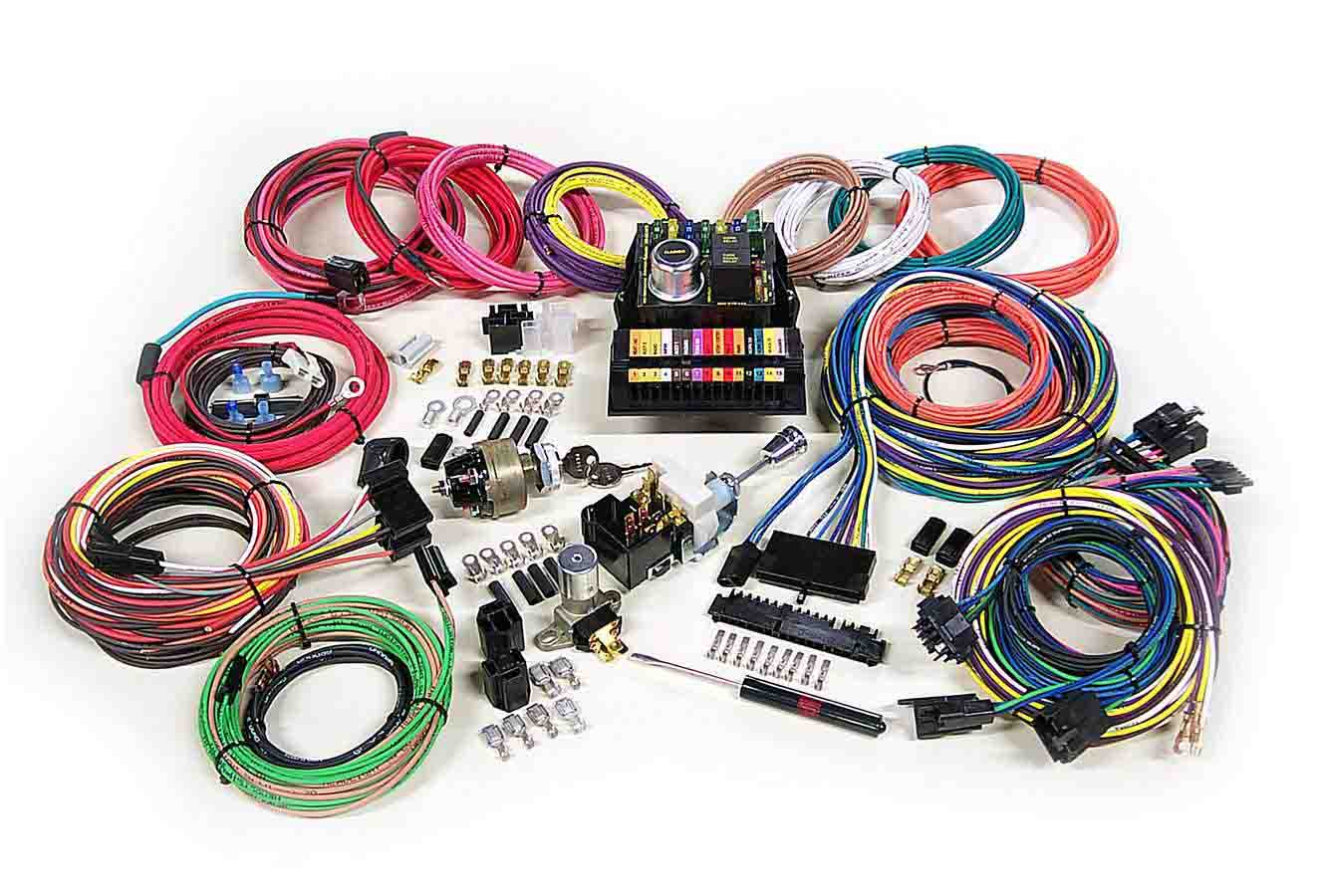Shop for AMERICAN AUTOWIRE Wiring Harnesses :: Racecar EngineeringRacecar Engineering