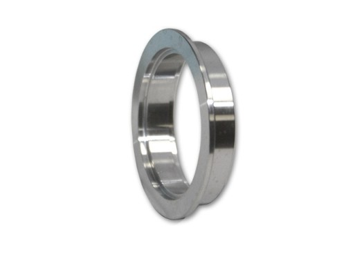 ALUMINUM V BAND FLANGE FEMALE