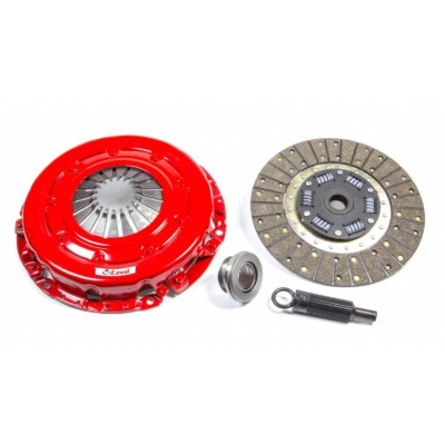 CLUTCH KIT, SUPER STREET PRO, SINGLE DISC, 10-1/2 IN DIAMETER, 1-1/8 IN X 26 SPLINE, SPRUNG HUB, ORGANIC / CERAMIC, 2 PIECE SEAL, GM V8,